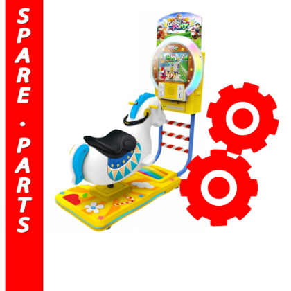 Spare Parts of Kiddie rides