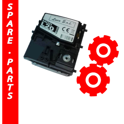 Spare Parts of coin / stickers / lock