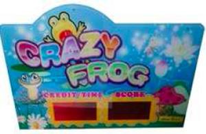 Vetro Display Crazy Frog