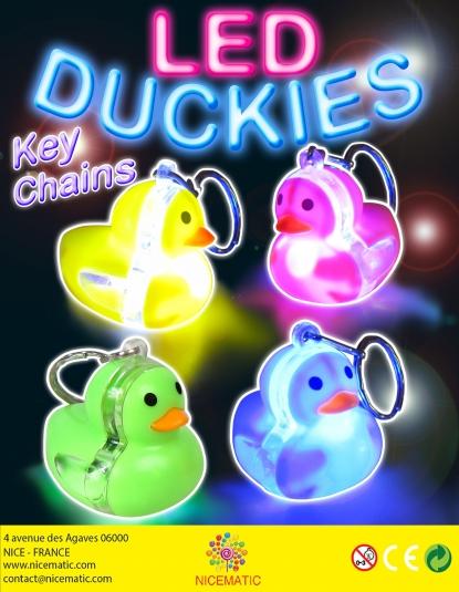 Led Duckie ok