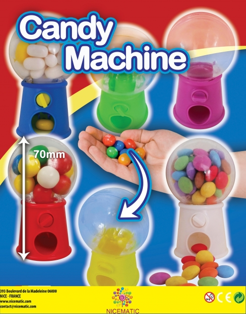 CANDY MACHINES 2