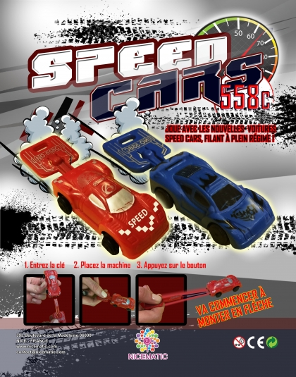 SPEED CARS per stampa
