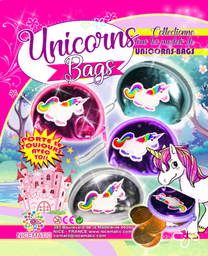UNICORNS BAGS copie