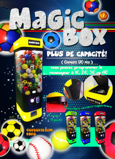 magic box copie