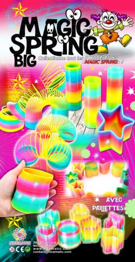 magic spring big 30X60 CM copie