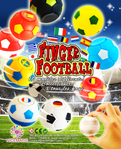 finger football copie