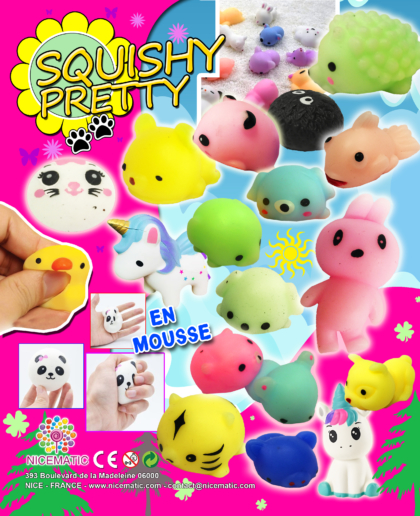 SQUISHY 20x25 cm  copie