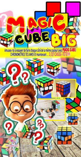 MAGIC CUBE BIG  30X60 CM copie