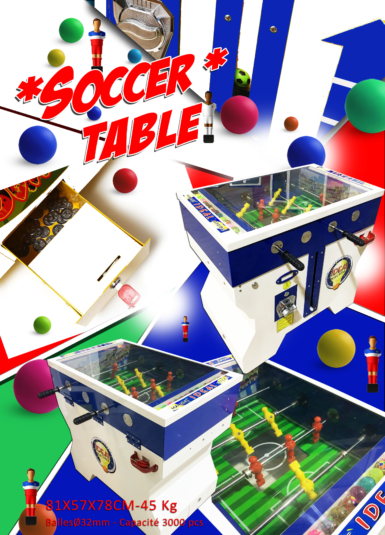 Baby foot / Table soccer